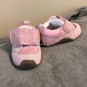 baby girl velcro shoes